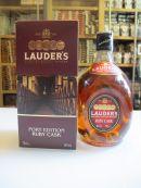 Whisky Lauder's Porto RUBY Cask
